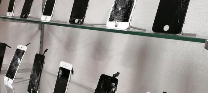 【店舗作りwww】アイフォンクリアすすきのラフィラ本店iPhone/iPad修理専門店Pro2015/05/29
