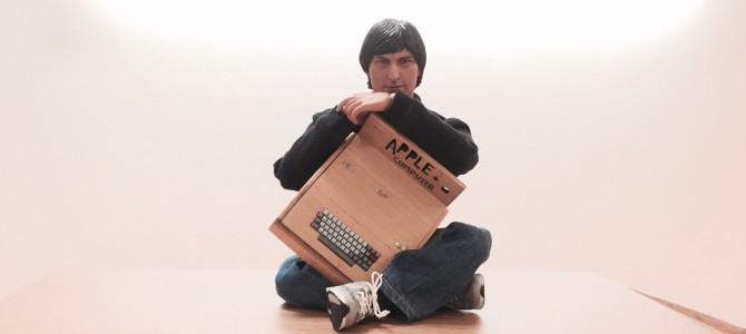 "【Steve"" Jobs!】iPhone修理専門店アイフォンクリア 札幌ラフィラブログ2015/06/13"