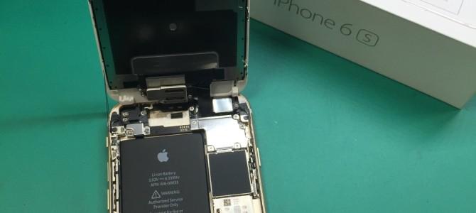 iPhone6s<中はこんな感じ>