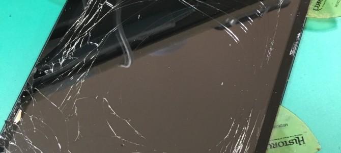 iPad mini【ガラス割れ】アイフォンクリアすすきのラフィラ本店iPhone/iPad修理専門店Proブログ2016/02/20