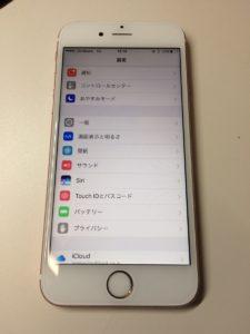iPhone6s修理後28/11/20