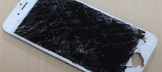 札幌市清田区より『車に乗っている時に・・・』アイフォンクリアすすきのラフィラ本店iPhone/iPad修理専門店Proブログ2016/12/05