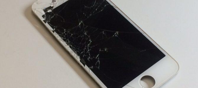 札幌市北区より『うっかり落としてしまって・・・』iPhone修理専門店アイフォンクリア 札幌ラフィラブログ2016/12/08