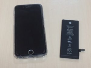 iPhone6修理後29/01/20
