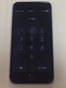 iPhone6s修理後29/01/21