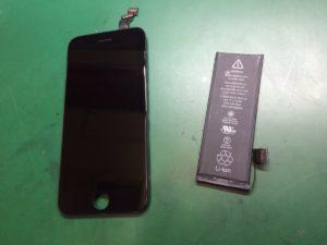 iPhone6修理前29/01/22