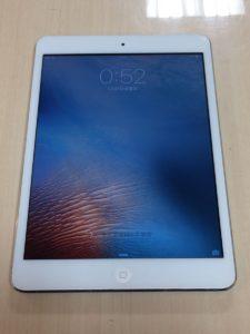 iPadmini修理後/29/01/27