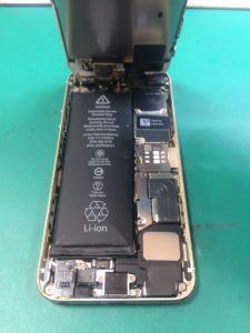 iPhone5s修理前29/02/01