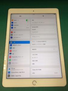 iPadAir2修理後29/02/05