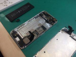 iPhone5修理前29/02/16