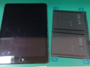 iPadAir修理前29/02/18