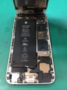 iPhone6修理前29/03/03