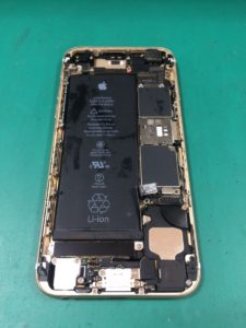iPhone6s修理前29/03/09