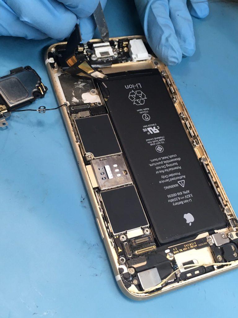 iPhone6sライトニング修理.0422