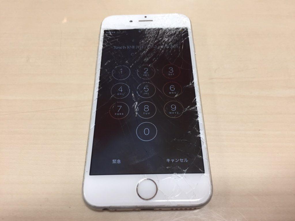 iPhone6フロントパネル交換2.0410