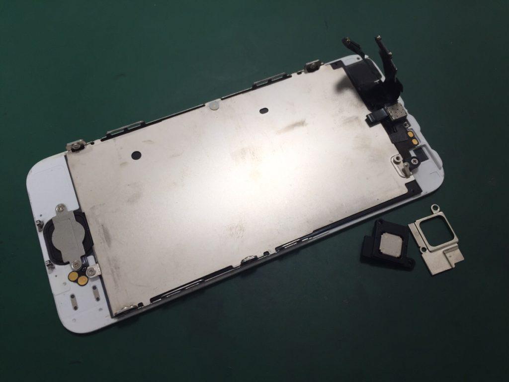iPhone5イヤースピーカー交換.0418