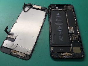 iPhone7水没.1109