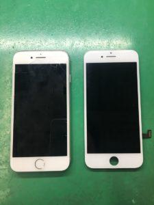 iPhone7液晶交換1212