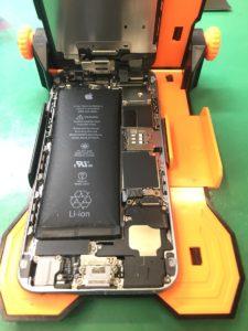 iPhone6バッテリー交換1215