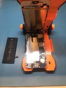 iPhone6バッテリー交換0131
