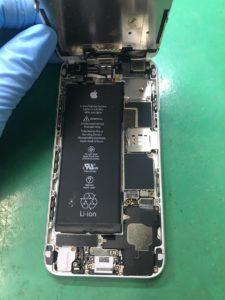 iPhone6S水没1