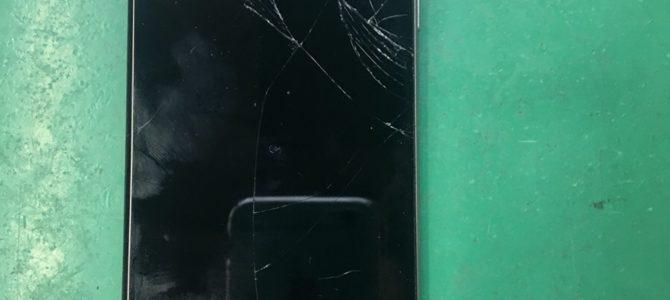iPhone画面割れ!ケーブル切れてます・・・( ;´Д`)iPhone修理専門店アイフォンクリア新札幌カテプリブログ2018/3/20