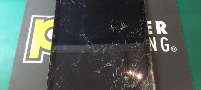 iPad Airのガラス割れ交換修理 アイフォンクリア MEGAドン・キホーテ苫小牧店 iPhone/iPad修理専門店Pro ブログ 2018/07/23
