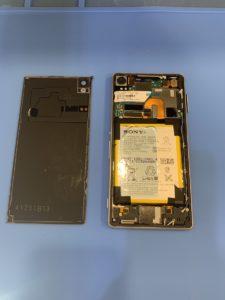 Xperiaバッテリー交換1205(2)