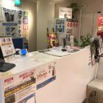 札幌市中央区大通 iPhone修理専門店 アイフォンクリア 札幌パルコ店外観画像