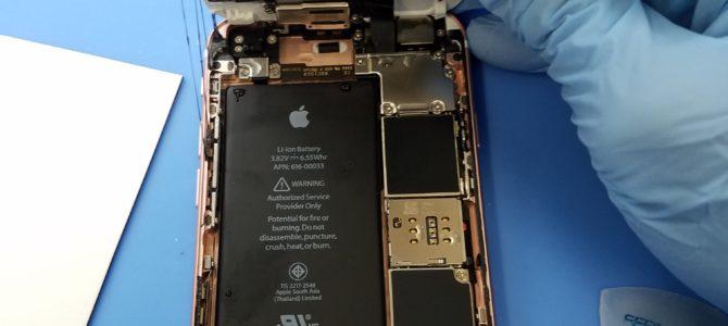 iPhoneの水没復旧も、アイフォンクリア麻生店へ!