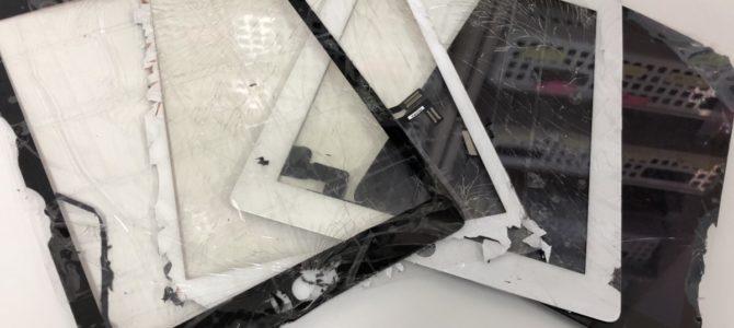アイパッドガラス交換修理もアイフォンクリア旭川店へ