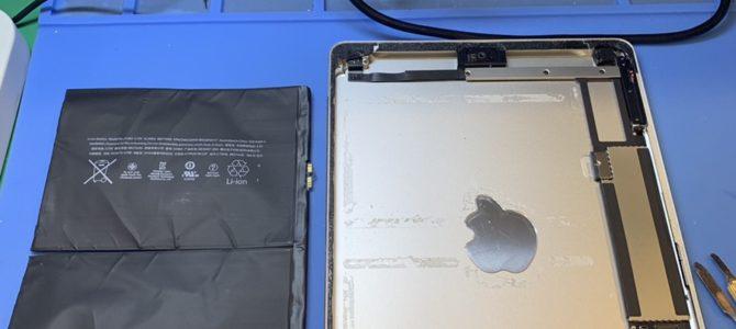 江別市でiPadのバッテリー交換ならイオンタウン江別1階のアイフォンクリア江別店へ