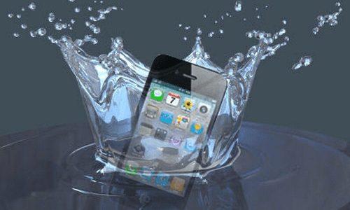 アイフォンの水没復旧はアイフォンクリアすすきのラフィラ店へ!
