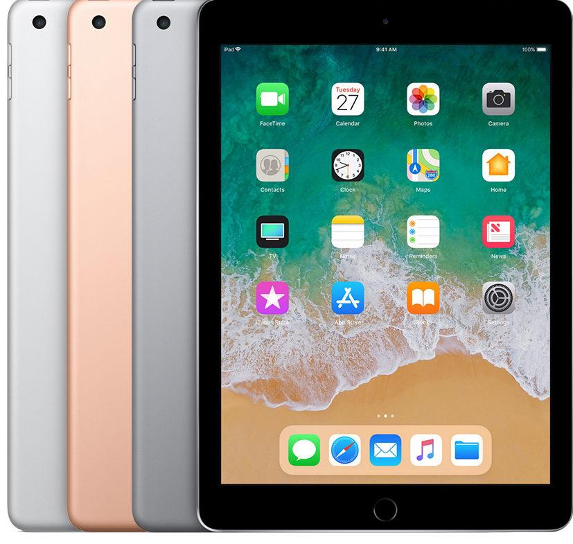 iPad  (第 6 世代)