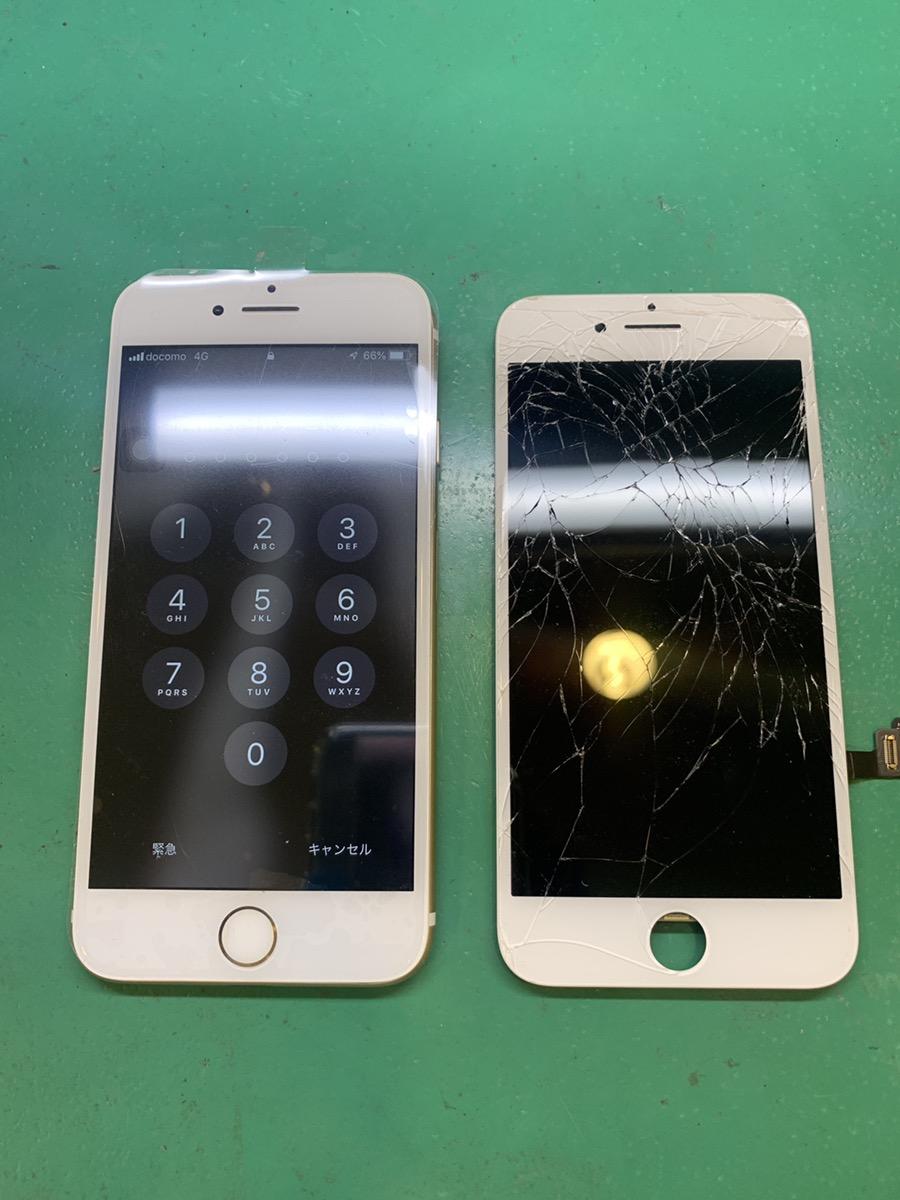 iPhone画面修理0625(4)