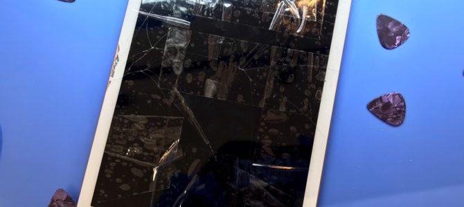 iPad故障で修理店をお探しの方必見!札幌市南区のアイフォンクリアイオン札幌藻岩店へ