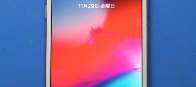 iPhone6sの画面交換も、アイフォンクリア伏古店へ!