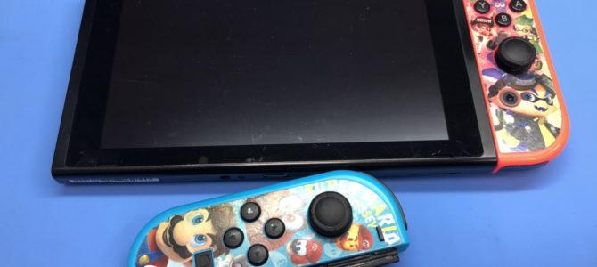 Nintendo Switchの修理もアイフォンクリアMEGAドン・キホーテ新川店へ!!