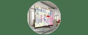 札幌のデジタルサイネージをお探しならBLUELEDへ