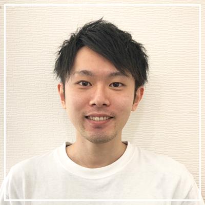 アイフォンクリア修理スタッフ田中 芳樹