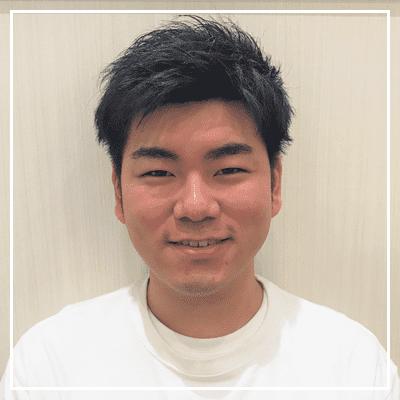 アイフォンクリア修理スタッフ嵯峨 瑞基